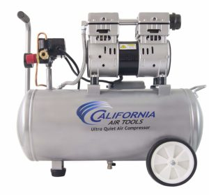 California Air Tools 8010 Ultra Steel Tank Air Compressor