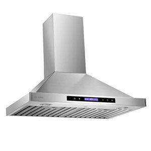 Cavaliere-B02-30 Wall Mounted Range Hood Stainless-Steel